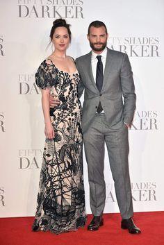 Dakota Johnson  & Jaime Dornan   FSD premiere