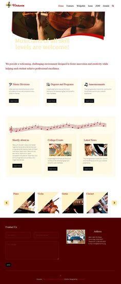 Future Theme – Free Responsive Joomla Templates 3.x | CMS Joomla 2,5 ...