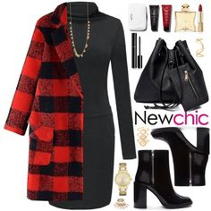 New Chic by oshint on Polyvore featuring moda, Forever 21, Kate Spade, Monsoon, Madewell, Maison Margiela, Chanel, Dolce&Gabbana, Hermès and newchic