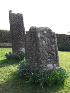 67 Not Out: The Ancient King Doniert's Stone Of Cornwall