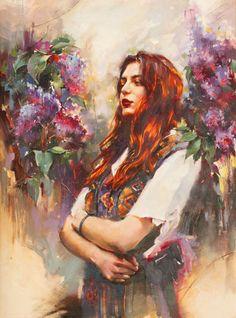 Ivan Alifan - Oil Painter