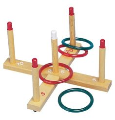 Champion Sports Ring Toss Set New in Sporting Goods, Outdoor Sports, Backyard Games Backyard Party Games, Lawn Games, Backyard Bbq, Pe Games, Wedding Backyard, Group Games, Backyard Ideas, Kids Gym Equipment, Two Player Games
