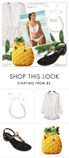 """Summer"" by mycherryblossom ❤ liked on Polyvore"