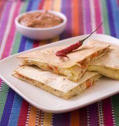 Pizza mexicaine - les meilleures recettes de cuisine d'Ôdélices