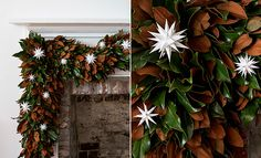 Southern Magnolia Garland: 3 Easy Ways | Garden and Gun
