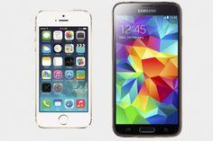 iPhone 5s quebra menos do que o Galaxy S5, segundo a Pitzi