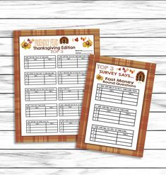 Thanksgiving Family Games, Thanksgiving Facts, Thanksgiving Traditions, Family Feud Game, Dinner Games, Trivia Questions And Answers, Trivia Games, Game Ideas, Fun Time