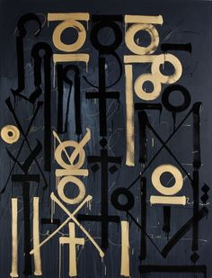 RETNA: New Paintings and Works on Paper