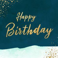 Verjaardagskaart spatten - Verjaardagskaarten