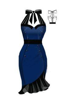 Rockabilly Dress: