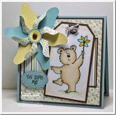 Fred Bear and the Pinwheel - Frances Byrne
