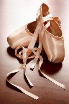 Photo about Pink satin ballet shoes on dark floor in slight soft focus. Image of points, graceful, clean - 2300250 Ballet Art, Ballet Dancers, Ballerinas, Ballerina Dancing, Dancing Shoes, Ballet Wallpaper, Shoes Wallpaper, Dance Photos, Dance Pictures