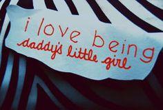 #daddyslilgirl