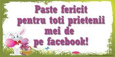 Felicitari de Paste - Hristos a inviat! - mesajeurarifelicitari.com Paste, David, Facebook