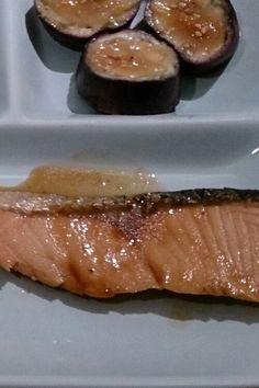 鮭の塩焼きを好きじゃない子供達、煮付けなら喜んで食べます(*^^*)