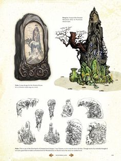 The Art of Alice Madness Returns - 119