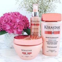 Kérastase Discipline Treatment (and Giveaway!) #kerastaseDisciple