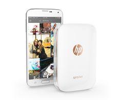 HP ha lanzado la nueva Sprocket, una impresora sin tinta y que cabe en cualquier bolsillo para imprimir desde nuestro móvil.