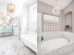 Luster v kúpeľni- krása a elegancia - Byvanie je hra