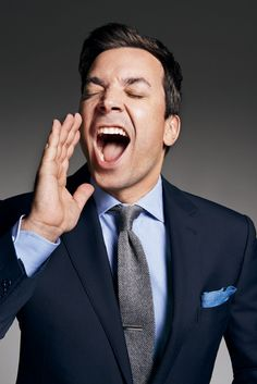 Men's Health March 2014: Jimmy Fallon