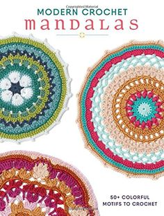 No longer only a religious symbol, mandalas are meditative crochet for all. And in yarn they can be useful too! So here are 10 free mandala crochet pattern!