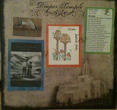 Draper, Utah temple page