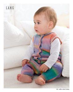 Fatto A Mano 206 Baby, Modell 40: Mille Colori Baby