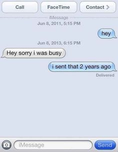 Wait patiently for a reply | 15 Steps To Having The Perfect Texting Relationship