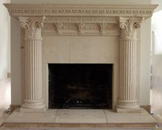Wonderful Screen old Stone Fireplace Thoughts Fantastic Photo cast Stone Fireplace Style Fantastic Pictures Stone Fireplace exterior Concepts F Hearth Stone, Fireplace Mantel Surrounds, Marble Fireplace Mantel, Stone Fireplace Mantel, Simple Fireplace, Candles In Fireplace, Fireplace Garden, Double Sided Fireplace, Freestanding Fireplace