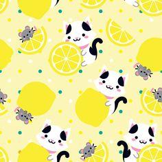 Lemons! (o · ω · o) – Limões (o · ω · o)