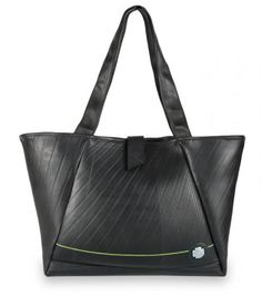 Truck Tires turned into Tote Bags
