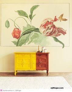 Behangcollectie Masterpiece van Eijffinger #wallpaper #behang