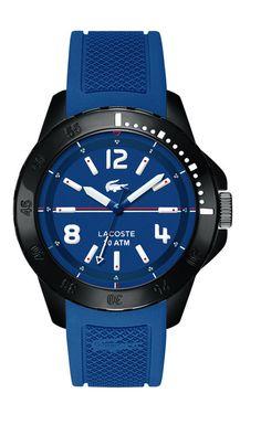 Os novos relógios Lacoste a descobrir neste Natal
