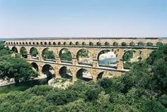 Image result for roman aqueducts