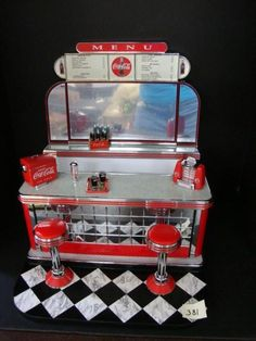 Barbie Diner, would LOVE to have this!!