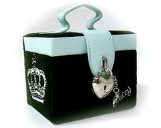 Juicy Couture Jewelry Box MaKenna needs this......I may have found 1of her Christmas presents