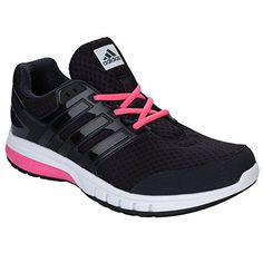 8c45ed405274a7 Adidas Womens Galaxy Elite Running Shoes Core US11 Black    Visit the image  link more