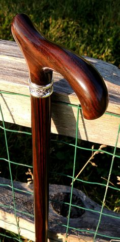 Macassar Ebony - Royal Canes - (from the Mark Dwyer Collection)