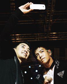 Seungri & TOP