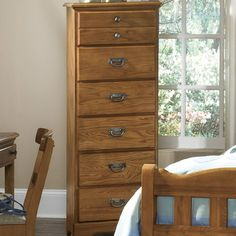 Carolina Furniture Works, Inc. Creek Side 6 Drawer Lingerie Chest & Reviews | Wayfair