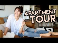 MY NEW APARTMENT TOUR - YouTube