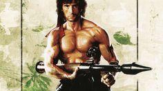Rambo Sylvester Stallone 1080p HD Wallpaper Movies