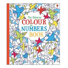 Color by Numbers Book - Detroit Institute of Arts Museum Shop
