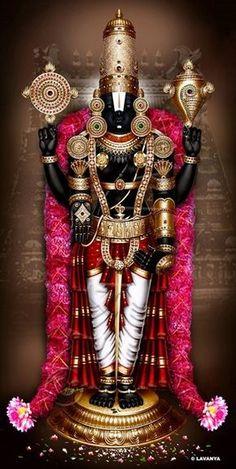 Lord Srinivasa Eka silamoorthy with Rose mala photo with pigment quality and good frame work Lord Murugan Wallpapers, Lord Krishna Wallpapers, Lord Photo, Lord Rama Images, Saraswati Goddess, Durga, Lord Ganesha Paintings, Lord Balaji, Lord Shiva Family