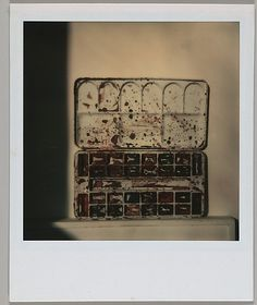Walker Evans - Paintbox