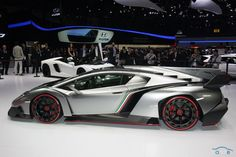Lamborghini Veneno 2013 Geneva Motor Show