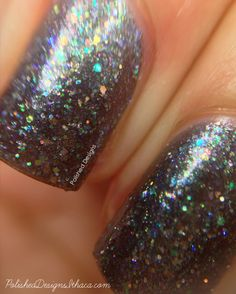 Designs by Amber   A Nail Blog OPI DS Titanium: Two New Shades for Fall 2014