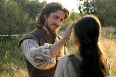 "Terrence Malick ""The New World"" (2005)  Christian Bale as John Rolfe"