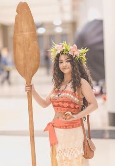 Moana at PC: DTJAAAAM - COSPLAY IS BAEEE! Tap the pin now to grab yourself some BAE Cosplay leggings and shirts! From super hero fitness leggings, super hero fitness shirts, and so much more that wil make you say YASSS! Disney Cosplay, Moana Cosplay, Disney Princess Cosplay, Epic Cosplay, Amazing Cosplay, Cosplay Outfits, Cosplay Girls, Cosplay Makeup, Halloween Cosplay