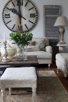 24 Awesome Modern Farmhouse Living Room Decor Ideas